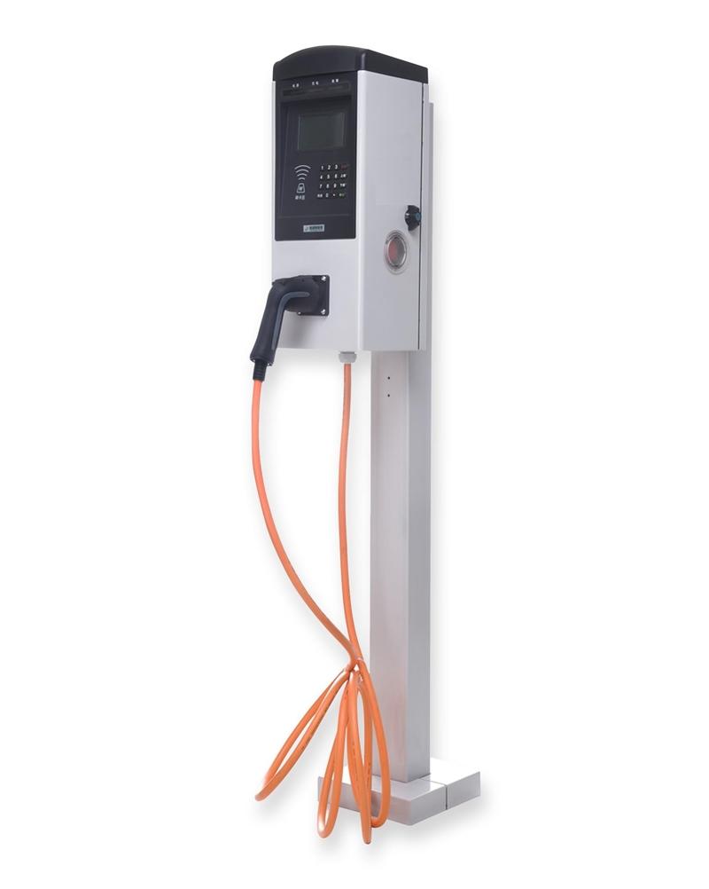 电动汽车充电设备 - hevc-jb 壁挂式交流充电桩 - 兴